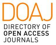 DOAJ - Directory of Open Access Journals